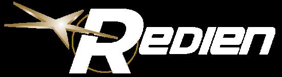 Logo Redien blanc