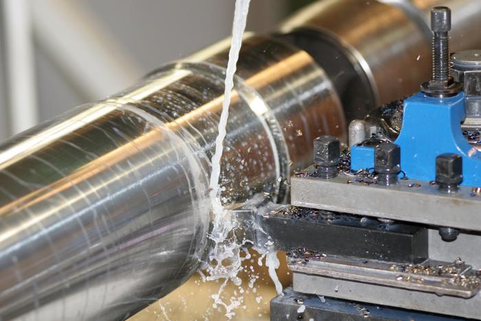 Maintenance de précision sur métal